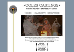 Coles Castings - Shaftesbury